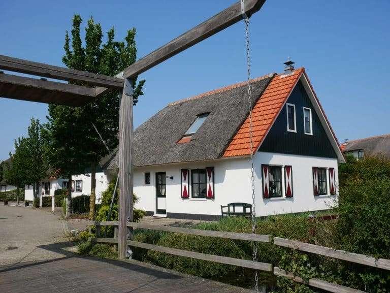 Ferienvilla Buitenplaats 27 in Callantsoog