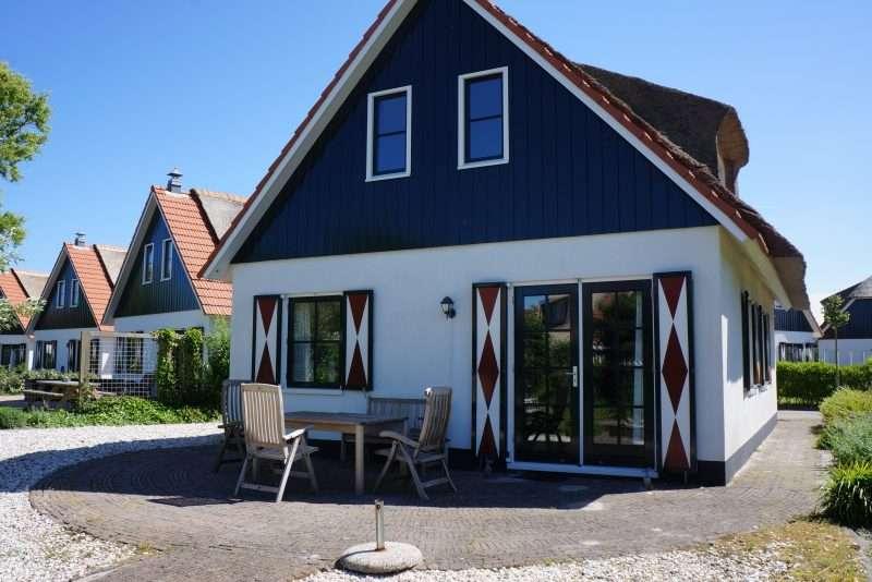 Vakantievilla Buitenplaats 73 in Callantsoog