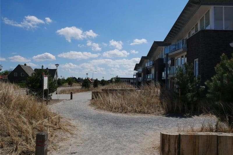 Appartementen Complex Het Strandleven