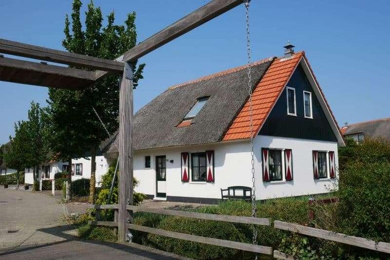 Vakantiehuis Villa Buitenplaats 27 in Callantsoog