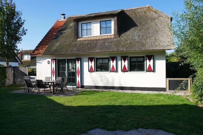 Vakantievilla Buitenplaats 53 in Callantsoog