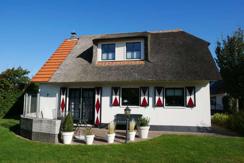 Vakantievilla Buitenplaats 142 in Callantsoog