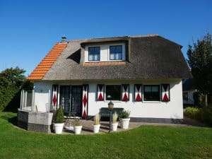 Kleinere vakantiehuisjes in Callantsoog