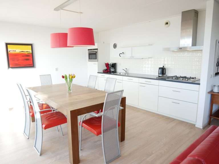 Appartement Het Strandleven 102 Groote Keeten - Keuken