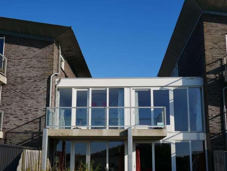 Appartement Het Strandleven 102 Groote Keeten - Buiten aanzicht