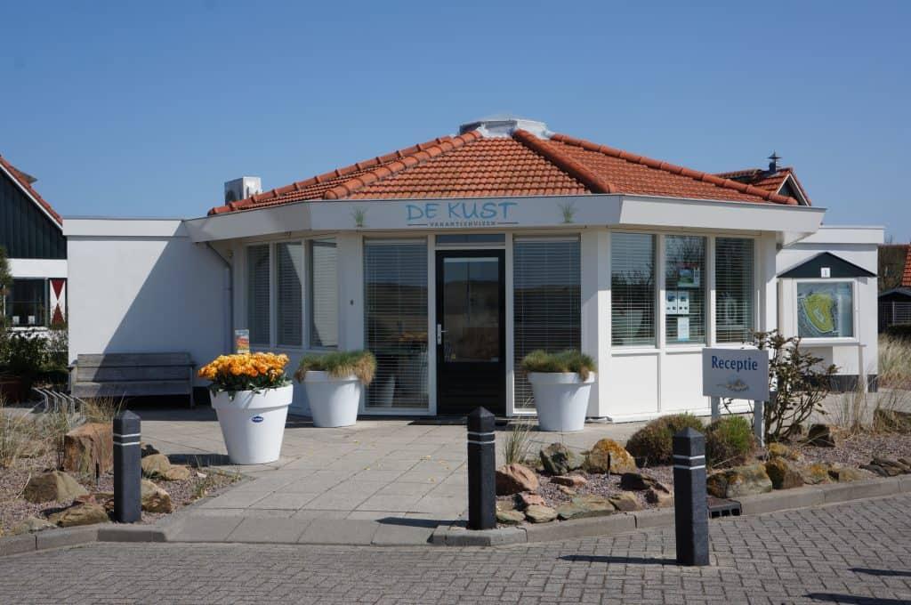 Kantoor De Kust Vakantiehuizen in Callantsoog