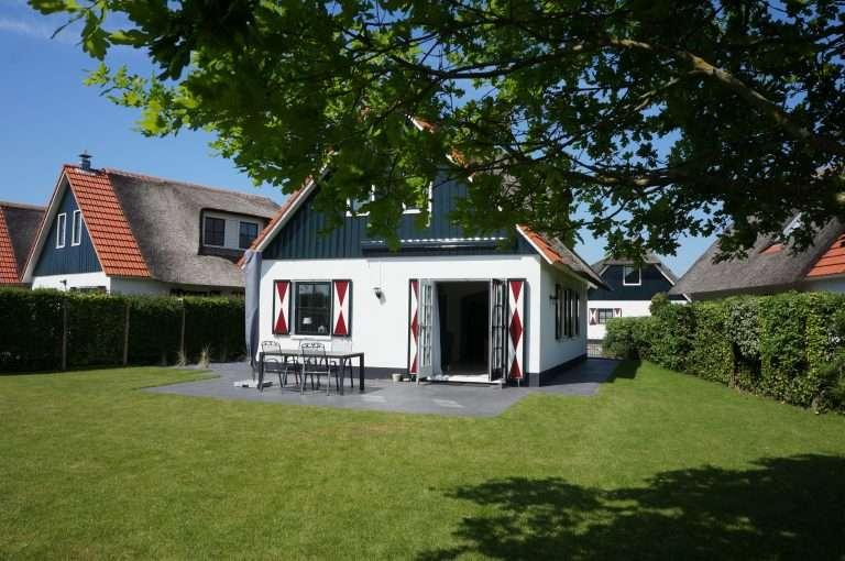 Vakantievilla Buitenplaats 21 in Callantsoog