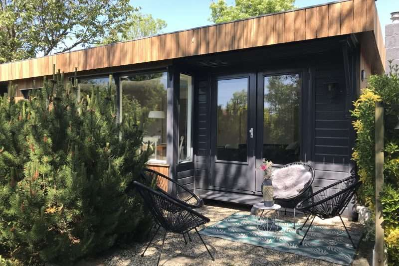 Vakantiehuis Burghorn 18 in Schagen