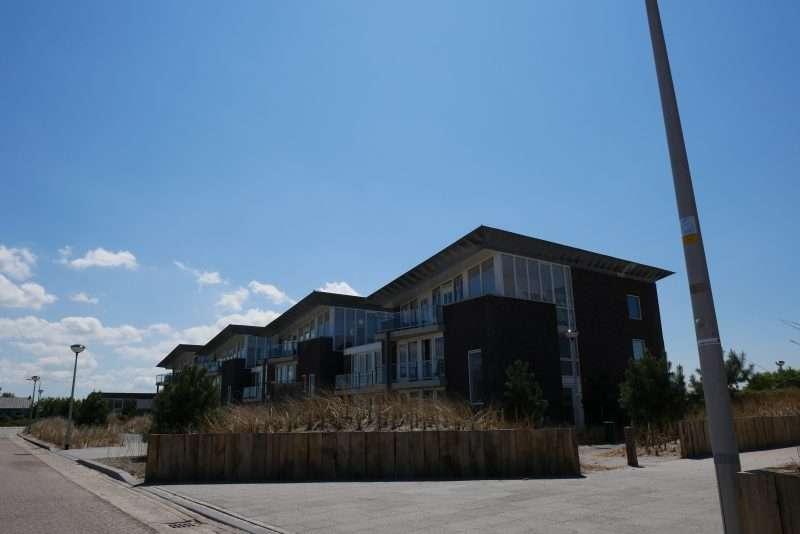 Appartement Het Strandleven 5 in Groote Keeten
