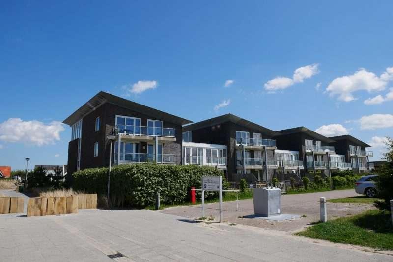 Appartement Het Strandleven 102 in Groote Keeten