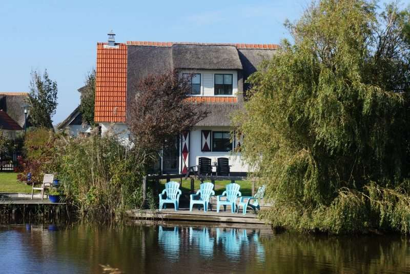 Vakantievilla Buitenplaats 47 in Callantsoog