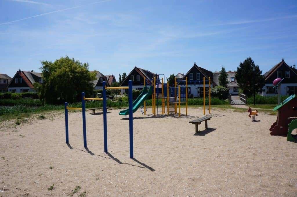 Buitenplaats - Speelplaats voor kinderen