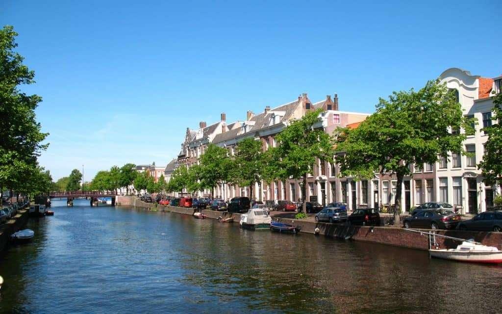 Steden Noord-Holland
