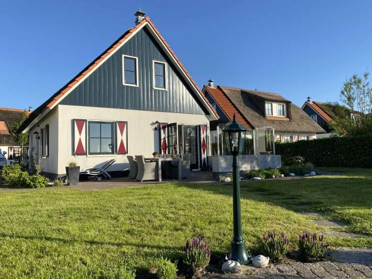 Vakantievilla Buitenplaats 115 in Callantsoog
