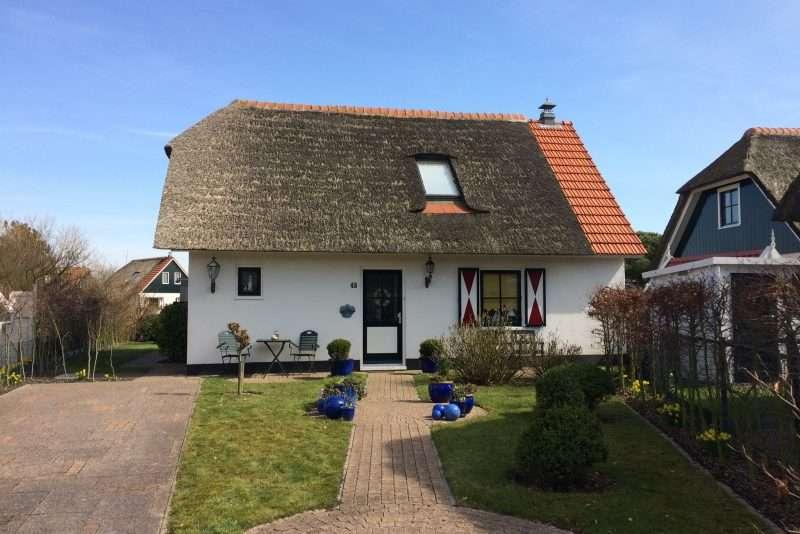 Vakantievilla Buitenplaats 45 in Callantsoog