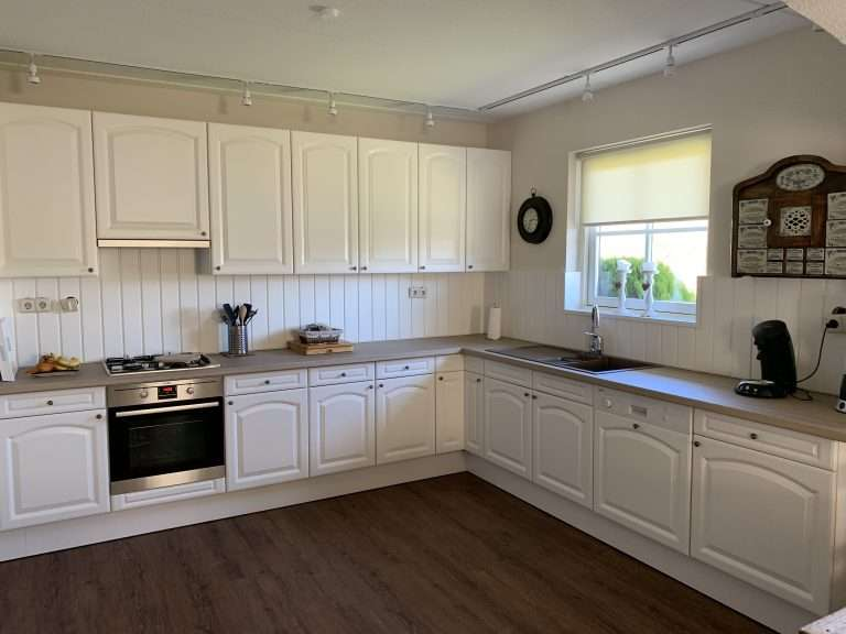 De keuken van Buitenplaats 45 (Callantsoog)