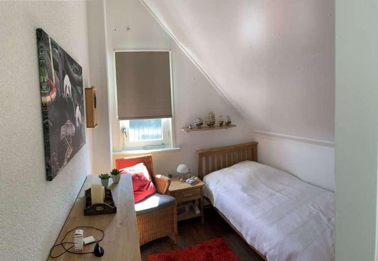 Slaapkamer op eerste etage