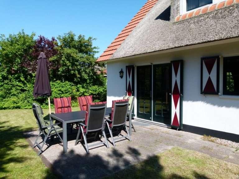 Villa Buitenplaats 143 in Callantsoog